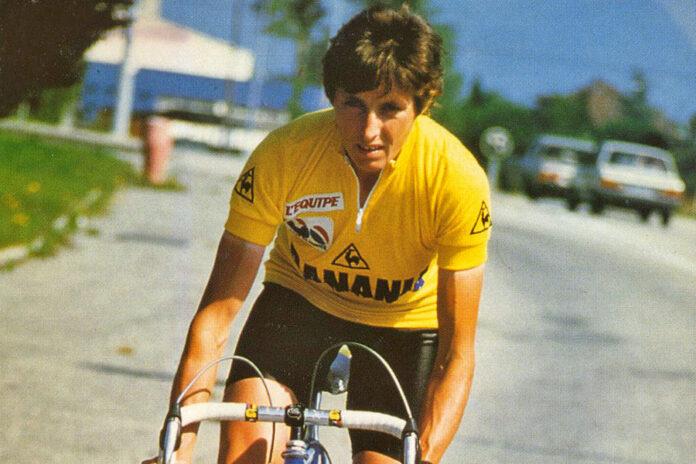 Maria Canins al Tour de France