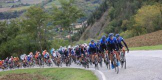NTT Pro Cycling Giro d'Italia