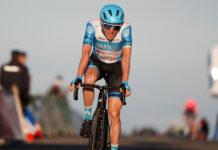 Daniel Martin alla Vuelta