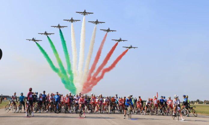 Giro d'Italia Frecce Tricolori