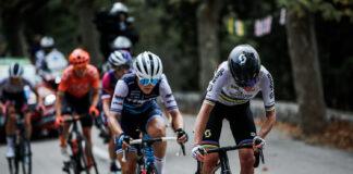 Van Vleuten e Longo Borghini Le Course By Le Tour