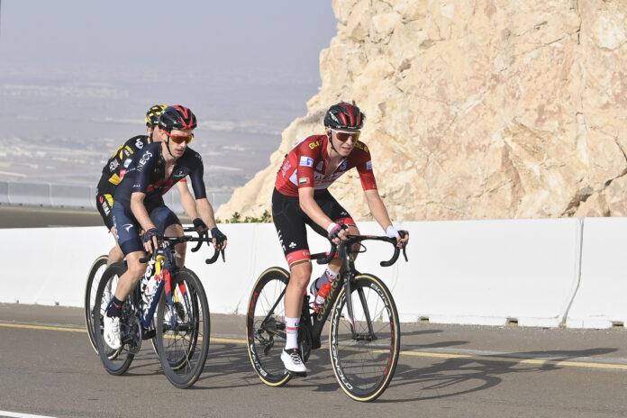 UAE Tour Tadej Pogacar
