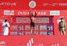 Tadej Pogacar UAE Tour
