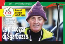Gigi Sgarbozza Piccozza Bicisport UAE Tour