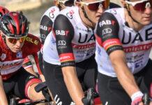 UAE Tour Tadej Pogacar UAE Team Emirates