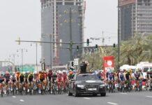 UAE Tour partenza 2020