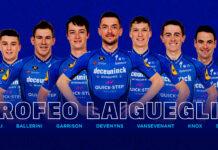 Deceuninck QuickStep Trofeo Laigueglia