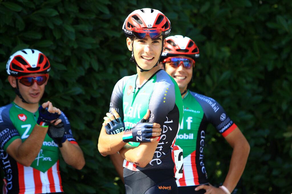 Zambanini: «Soddisfatto del mio primo anno tra gli U23. Ora voglio  confermarmi ad alti livelli» - Bicisport